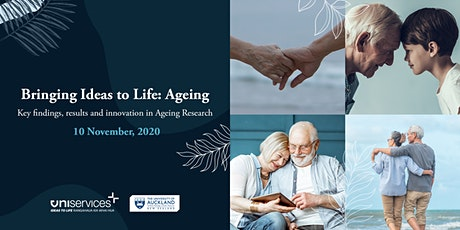 Bringing Ideas to Life: Healthy Ageing tickets