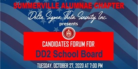 Candidates Forum for DD2 School Board tickets