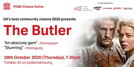 POSK Cinema #14: Kamerdyner / The Butler, 29th October, 7:30pm tickets
