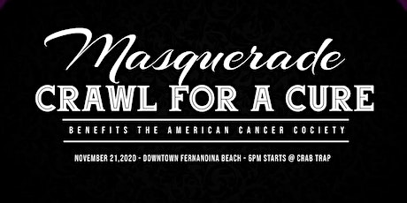 Masquerade Crawl For A Cure tickets