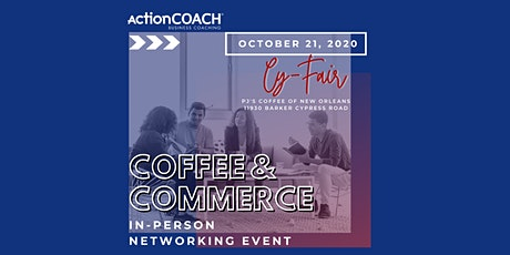 Coffee and Commerce with ActionCOACH tickets