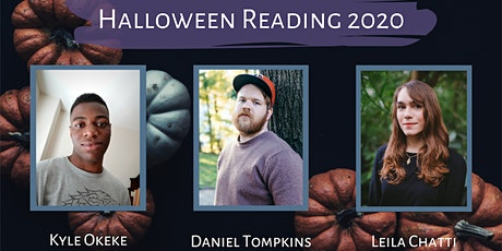 Glass Mountain Presents: October Reading 2020 tickets