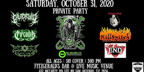 All Hallows Eve: A Tribute to Type - O Negative tickets