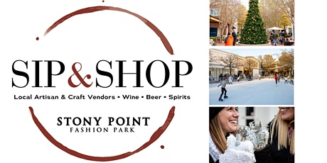 Sip and Shop: Holiday Vendor Market tickets