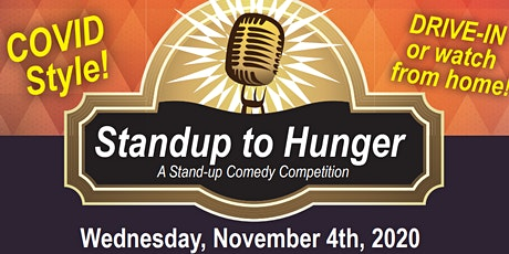 Standup to Hunger tickets