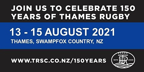 150 Years of Thames Rugby 1870-2020 tickets