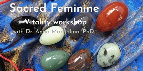 Sacred Feminine Vitality Workshop tickets