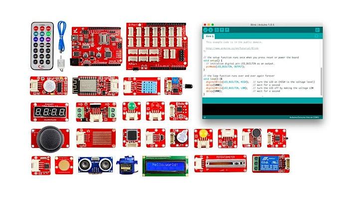 Arduino Basics for Adults 16+ image