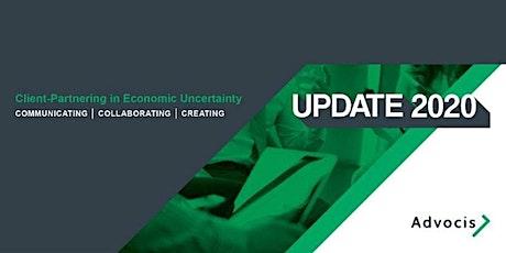 Advocis Winnipeg: Update 2020 - Client-Partnering in Economic Uncertainty tickets