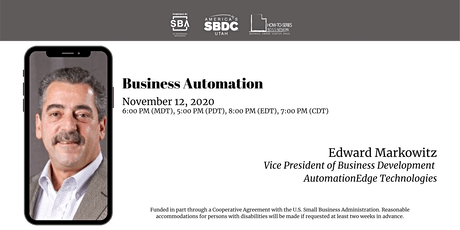 Business Automation tickets