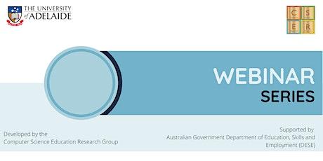 CSER - Webinar:  POP UP  Cyber Security in Schools Webinar tickets