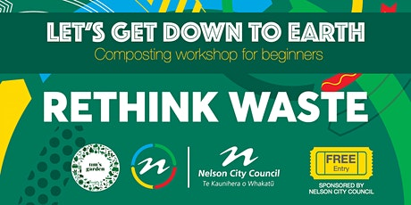 Let's get down to earth - Composting workshop for beginners tickets