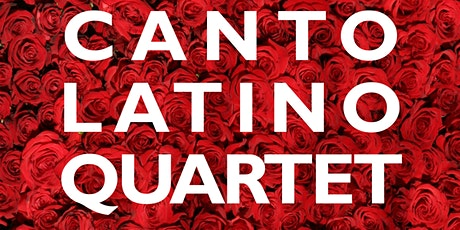 Canto Latino Quartet tickets