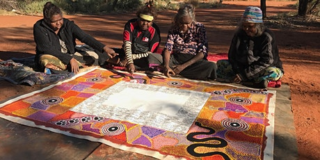 VOICE TREATY TRUTH - An Uluru Statement Campaign Seminar with Thomas Mayor tickets