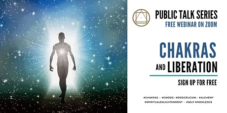 Public Talk Series - Chakras and Liberation Tickets
