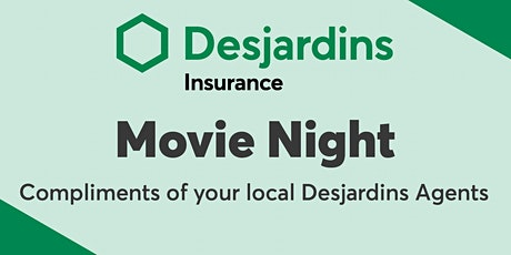 Desjardins Insurance Movie Night (Sunsetbarrie) tickets