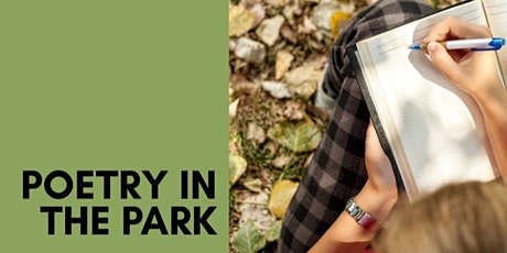Poetry in the Park tickets