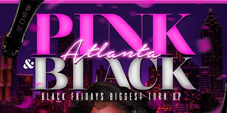 PINK and BLACK ATLANTA tickets