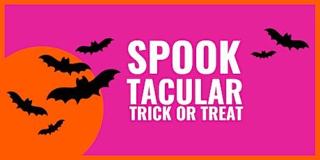Spooktacular AR Trick or Treat tickets