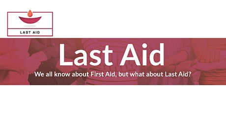 Last Aid Training | 7 Nov tickets