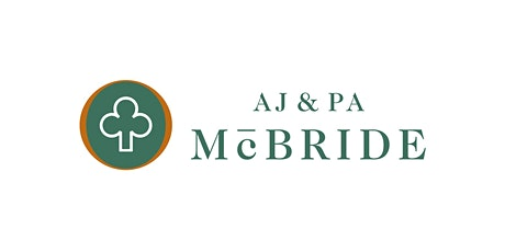 AJ & PA McBride Ltd- AGM tickets