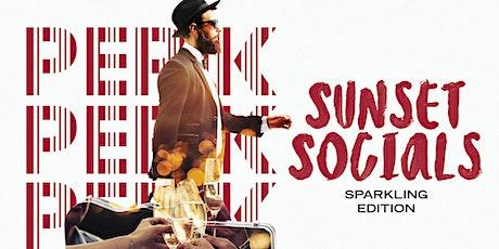 Pepik Sunset Socials - Sparkling Edition tickets