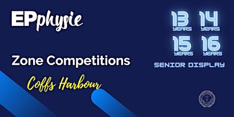 EP Physie North Coast 13, 14, 15, 16yrs Champion Girl & Seniors Display tickets