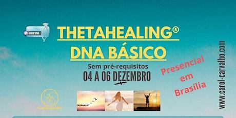 Curso ThetaHealing - DNA BÁSICO Presencial ingressos