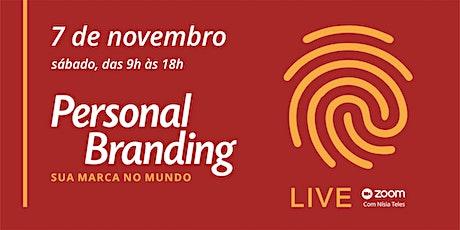 Personal Branding [Live] bilhetes