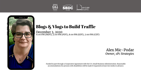 Blogs & Vlogs to Build Traffic tickets