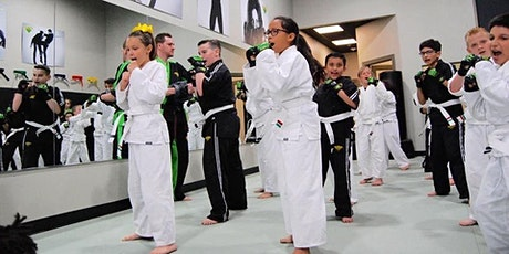 Free Intro to Karate  Ages 8-12 tickets