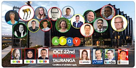 AFQY - Oct 22nd - Tauranga tickets