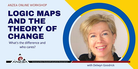 ANZEA online workshop: Logic Maps and the Theory of Change tickets