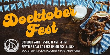Docktoberfest at Lake Union SkyLaunch tickets