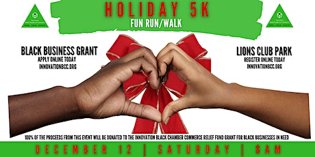 IBCC HOLIDAY 5K tickets