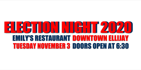 Election Night Celebration tickets