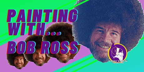 Painting with Bob Ross tickets