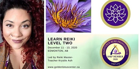 Reiki Level Two Certification Class - December tickets