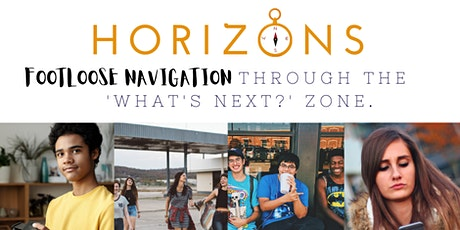 Horizons - Footloose navigation through the 'What's Next?' zone. tickets