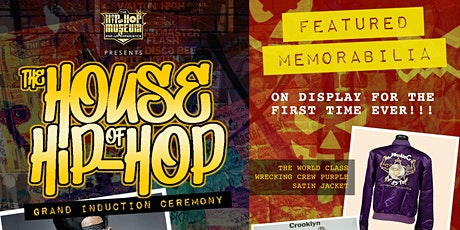 Masta Ace X Disco Bee Grand Induction Ceremony tickets