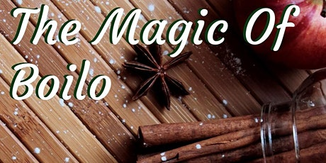 The Magic of Boilo tickets
