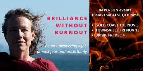 Art of Brilliance without Burnout Half Day in Townsville tickets