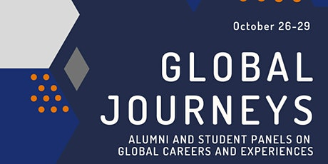 Global Journeys: Careers in International Business and Law tickets