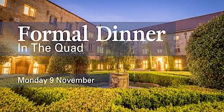 Final Formal Dinner - Monday 9 November (NAIDOC Week & Intercol Cultural) tickets