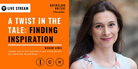 LIVE STREAM: A Twist In The Tale: Finding Inspiration with Mirandi Riwoe tickets