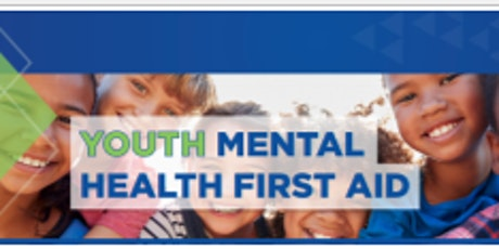 Youth Mental Health First Aide tickets