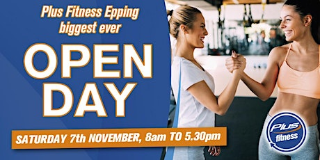 Biggest Ever Open day tickets