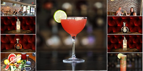 Couples Mixology 101 - The Flavors of Fall tickets