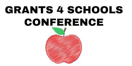 Grants 4 Schools Conference @ Branson tickets