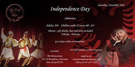 Independence Day 28-29 Nentori tickets